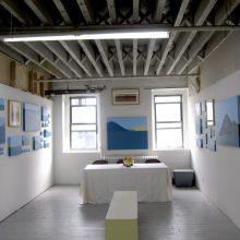 Victoria Febrer Participates in TOAST (TriBeCa Open Artist's Studio Tour)