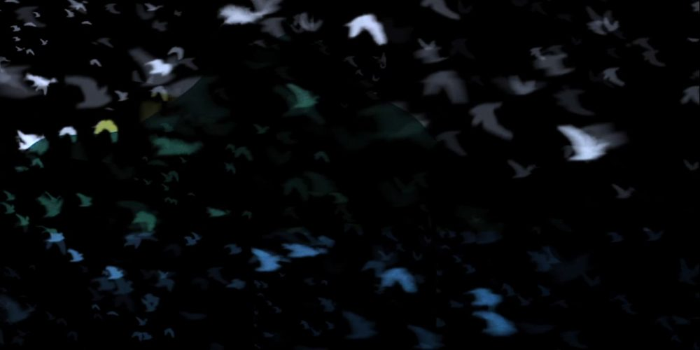 """""""Flight of Memory"""" by Victoria Febrer and Pedro J. Padilla has been selected for inclusion in the DysTorpia Media Project"""