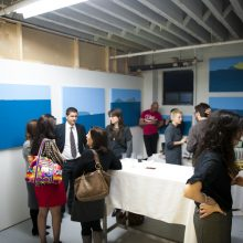 Victoria Febrer participa en TOAST (TriBeCa Open Artist's Studio Tour)